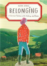 belonging textbook cover image